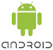 Logo Android 75x71